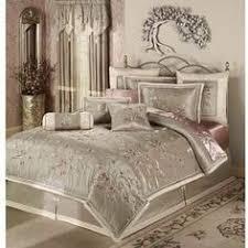 Zen Bedding Sets Luxurious Jacquard Weave Satin Drill 4 Pieces Bedding Sets