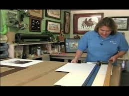 Picture Frames And Mats by All About Picture Framing How To Do The Second Mat Of A Double