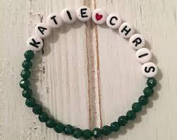 beaded bracelet name images Beaded name bracelet etsy jpg