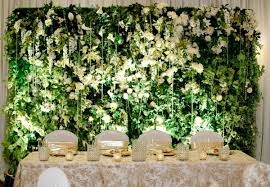 wedding backdrop green artificial floral wall backdrop greenscape