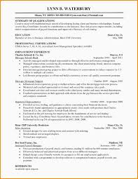 Financial Advisor Resume Examples by Financial Consultant Resume Sample Free Resume Example And