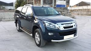 isuzu dmax 2015 isuzu d max 2012 black front chin bar and spoiler nudge bar
