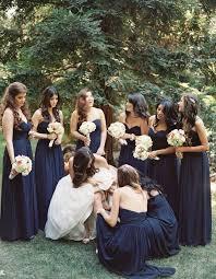 midnight blue bridesmaid dresses new wedding ideas trends