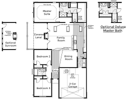 Floor Plan Description by New Homes In Greensboro Winston Salem And Burlington Keystone Homes