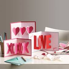 what does your valentine u0027s day card say about you martha stewart