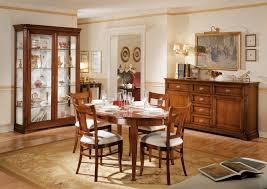sala pranzo classica gallery of sala da pranzo classica in legno massello colore noce