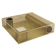 sophisticated design caged elements table a sophisticated design by faye toogood in