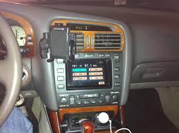 lexus is350 navigation system 1998 gs400 oem nav can it play dvd tv clublexus lexus forum