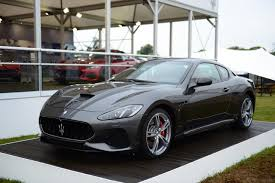maserati grancabrio 2016 my18 granturismo u0026 grancabrio star at goodwood festival of speed
