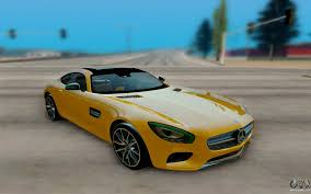 mercedes benz for gta san andreas