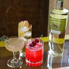3 cocktails to make with bison grass vodka food u0026 wine