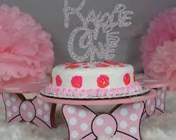 minnie cake stand etsy