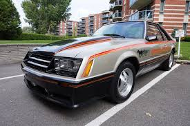 1979 ford mustang pace car no reserve 1979 ford mustang pace car edition for sale on bat