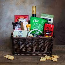 wine appreciation gift basket vancouver christmas top seller