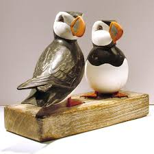 87 best puffins images on cookie jars tea pots and