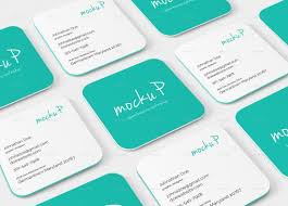 Business Cards Rounded Corners Download 20 Best Business Card Mockup U0026 Psd Template