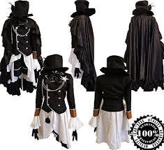 Butler Halloween Costume Black Butler Ciel Phantomhive Cosplay Costume Cosplay