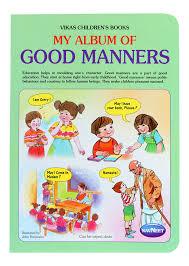 my photo album buy navneet my album of manners online in india kheliya toys