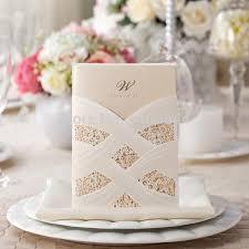 Pocket Wedding Invites Aliexpress Com Buy Wishmade Card Pocket Laser Cut Wedding