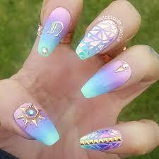 the 25 best birthday nail designs ideas on pinterest fun nails
