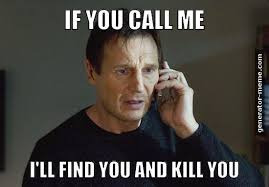 Call Me Meme - don t call me i won t pick up the phone sanjeev nc medium