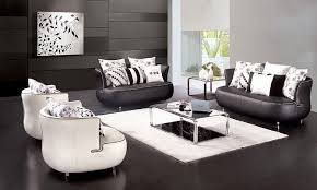 black and white furniture living room living room interior design with black and white furniture 2014 part