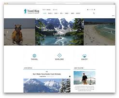 5 best wordpress blog themes for corporate personal fashion