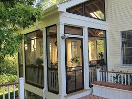 screened porch sanctuary traditional porch chicago by your