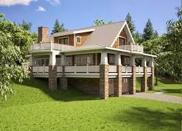 hillside cabin plans the cottage floor plans home designs commercial buildings