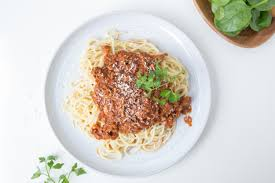 bol cuisine pork spaghetti bolognese the proper version freedom farms