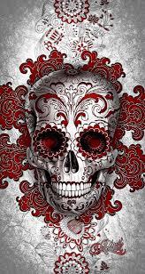 sugar skulls home decor 25 unique colorful skulls ideas on pinterest skull art skull