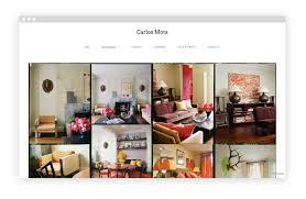 Requirements For Interior Designing 12 Interior Design Portfolio Website Examples We Love