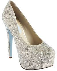 betsey johnson blue wedding shoes blue by betsey johnson wedding shoes products modelbride