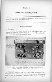 www scr300 org radio set scr 300 a war department technical