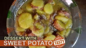 sweet potato recipe in telugu chilakada dumpa sweet sweet