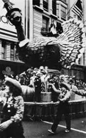 thanksgiving day parade joey skaggs