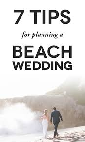 7 important things to check for your beach wedding a practical