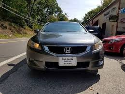 2008 honda accord ex l coupe 2008 honda accord ex l v6 2dr coupe 5a in bloomingdale nj high