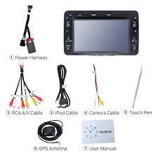 avec radio romeo brera lecteur dvd système de navigation gps avec radio tv
