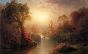 Best Paintings by Frederic Edwin Church Autumn Painting Best Paintings For Sale