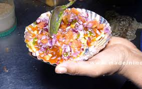 indian chaat cuisine sev puri chaat recipe indian chaat recipes mumbai food