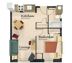 1 bedroom house floor plans one bedroom studio floor plans studio or one bedroom studio