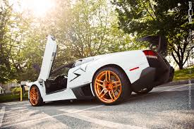 Lamborghini Murcielago 2014 - the golden renaissance project sr auto lamborghini murcielago