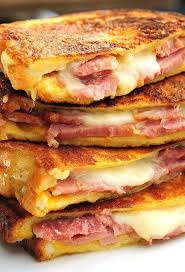 monte cristo sandwich recipe try this tasty ham and cheese