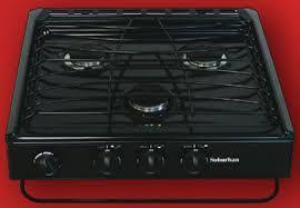 Slide In Cooktop Suburban Slide In 3 Burner Cooktop 3100a