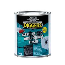 find diggers 500g cast and embedding resin at bunnings warehouse