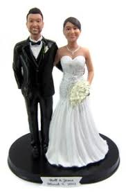 custom wedding cake toppers personalized groom