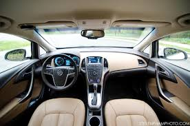 2013 Buick Verano Interior Review 2012 Buick Verano 1sl Gm Authority
