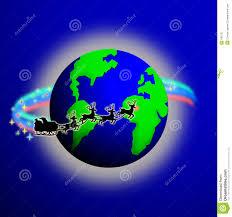 santa world stock illustration image of graphics 660720