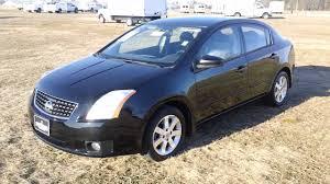 2007 nissan sentra sl cheap luxury sedan used cars for sale in